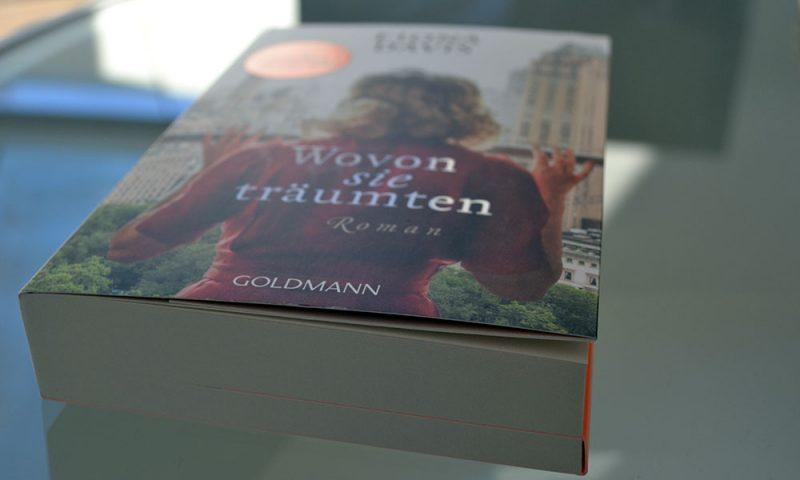 Books: Wovon sie träumten | Fiona Davis - Wovon Sie tr%C3%A4umten 800x480