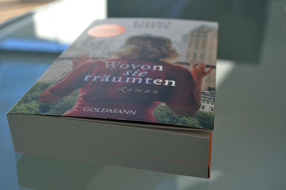 Books: Wovon sie träumten | Fiona Davis - Wovon Sie tr%C3%A4umten