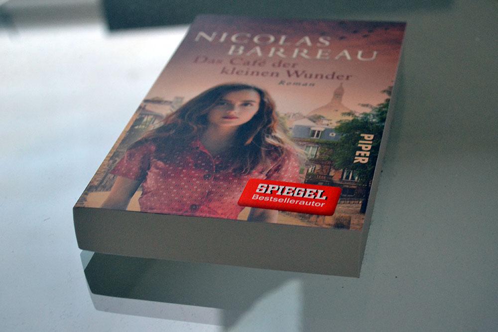 Books: Das Café der kleinen Wunder | Nicolas Barreau & Gewinnspiel - Das Cafe der kleinen Wunder