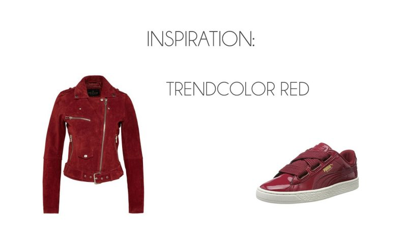 Inspiration: Autumn Trendcolor Red - Trendcolor red 800x480