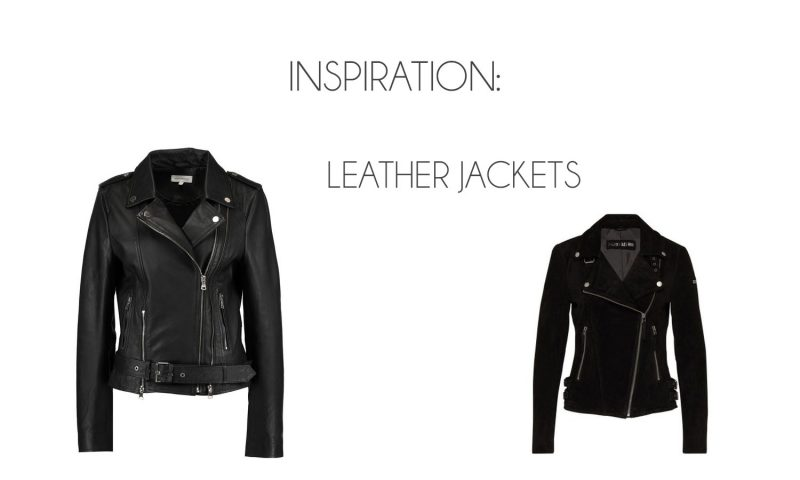 Inspiration: Leather Jackets for Autumn - Leather Jackets 800x480