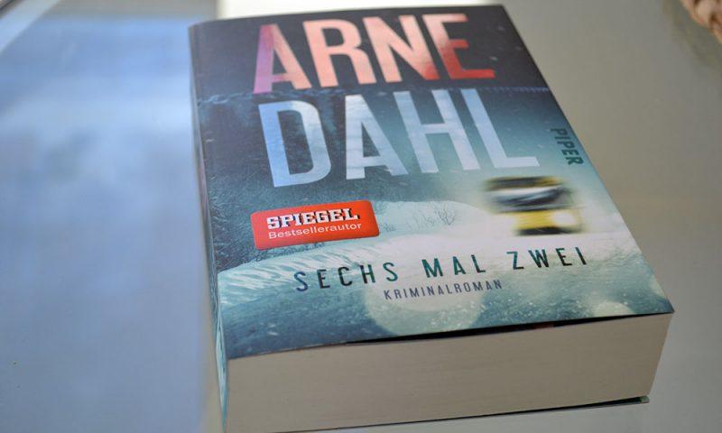 Books: Sechs Mal Zwei | Arne Dahl - SechsMalZwei 800x480