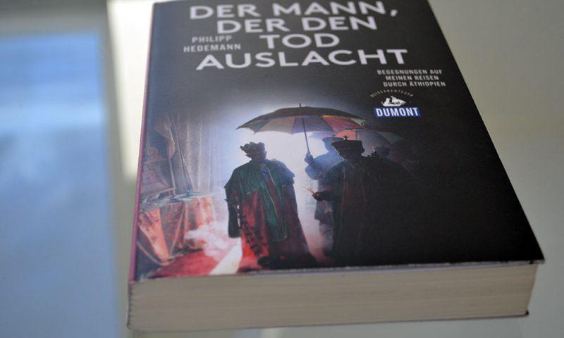 Books: Der Mann, der den Tod auslacht | Philipp Hedemann - Reiseabenteuer 2 800x480