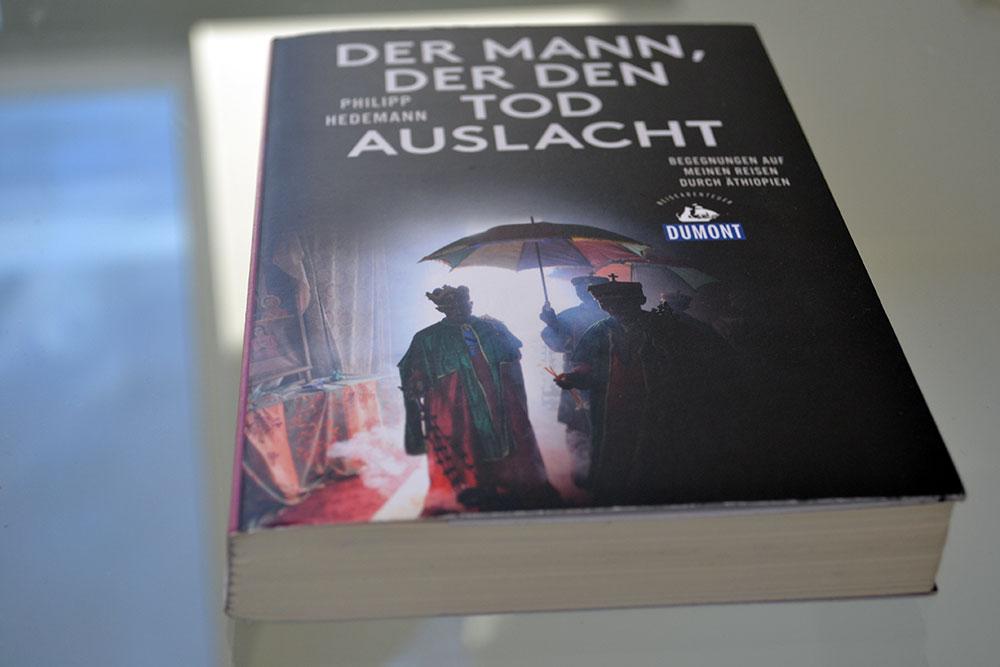 Books: Der Mann, der den Tod auslacht | Philipp Hedemann - Reiseabenteuer 2