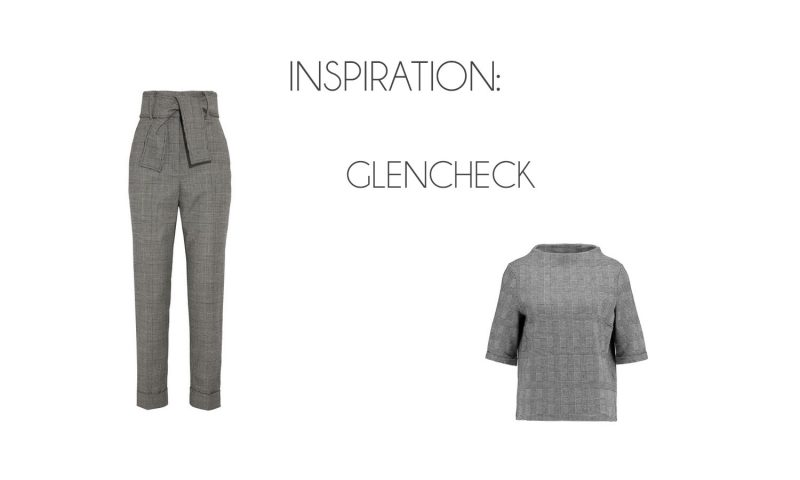 Inspiration: The Glencheck Trend - Glencheck 800x480