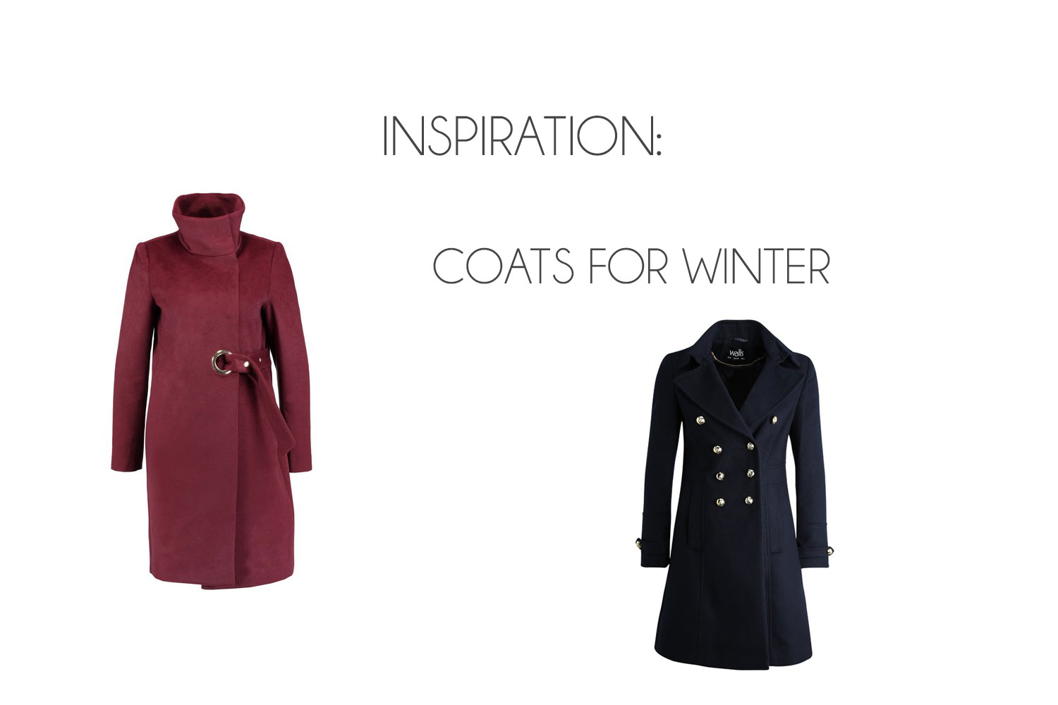Inspiration: Coats for Winter ♥ - wintercoats