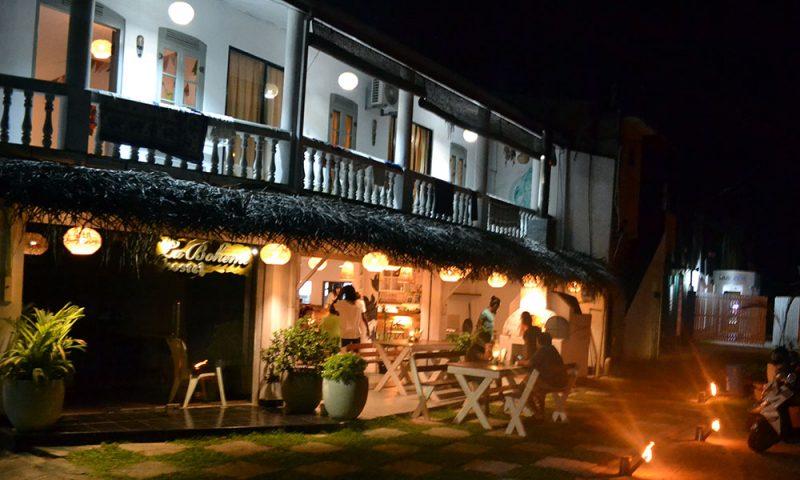 Eat&Drink: La Boheme | Unawatuna, Sri Lanka - La Boheme 4 800x480
