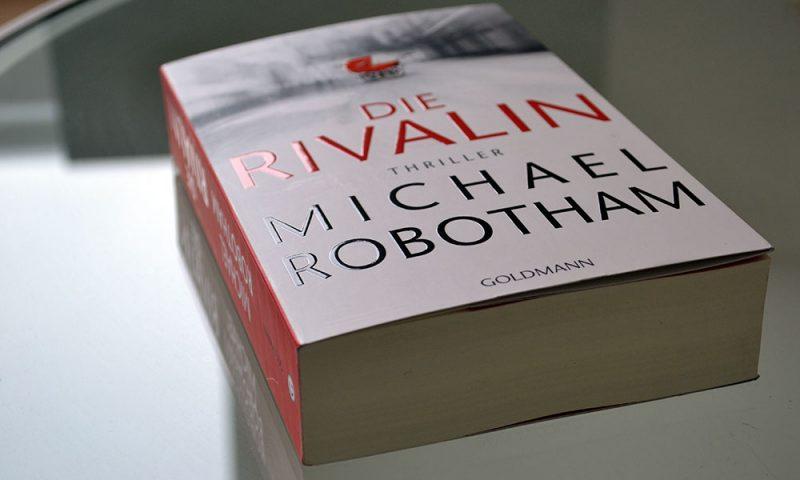 Books: Die Rivalin | Michael Robotham - Die Rivalin 800x480