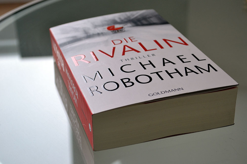Books: Die Rivalin | Michael Robotham - Die Rivalin
