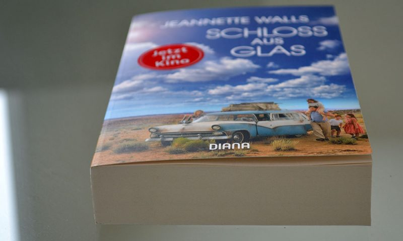 Books: Schloss aus Glas | Jeannette Walls - Schloss aus Glas 800x480