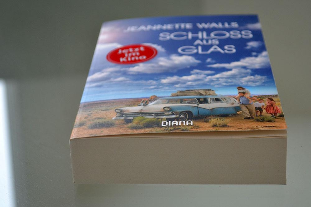 Books: Schloss aus Glas | Jeannette Walls - Schloss aus Glas