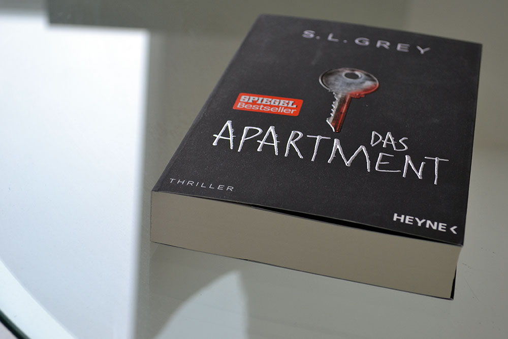 Books: Das Apartment | S.L. Grey - Das Apartment