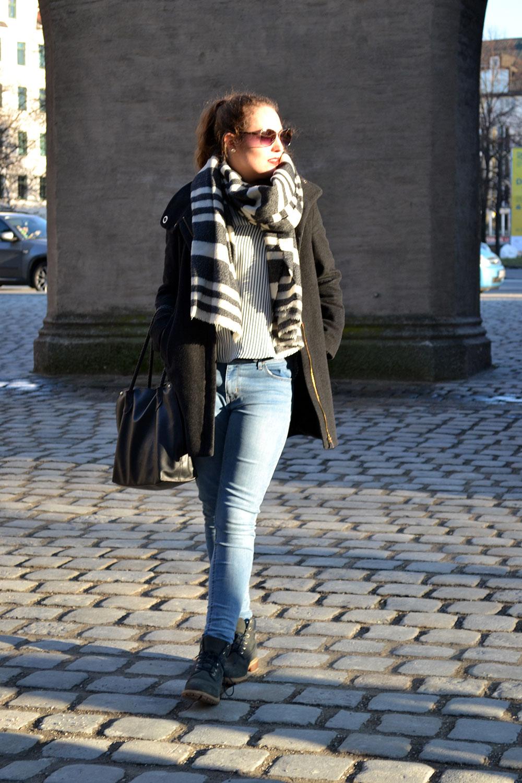 Outfit: Stripes & Stripes | Munich - Stripes 1