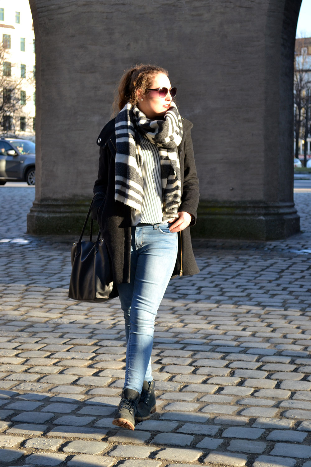 Outfit: Stripes & Stripes | Munich - Stripes 2