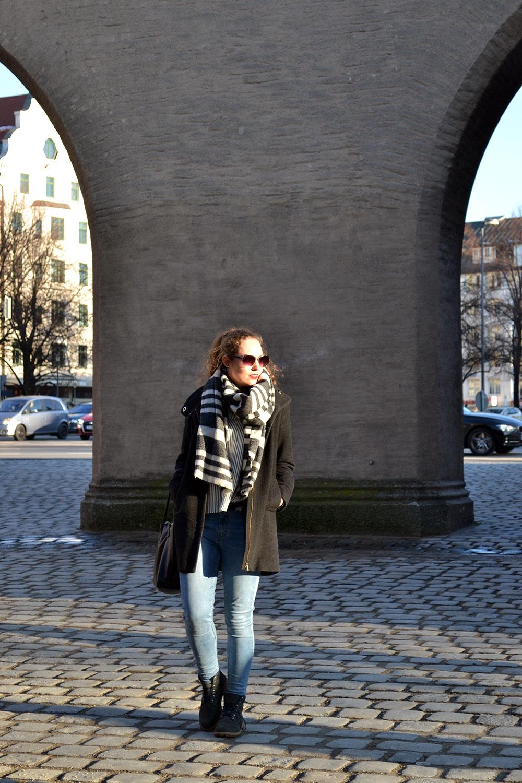 Outfit: Stripes & Stripes | Munich - Stripes 3