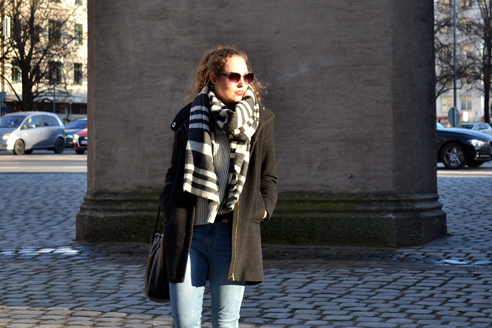 Outfit: Stripes & Stripes | Munich - Stripes Header