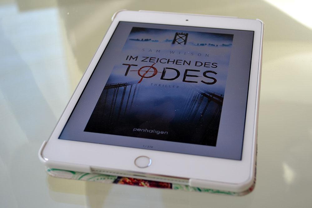 Books: Im Zeichen des Todes | Sam Wilson - Im Zeichen des Todes