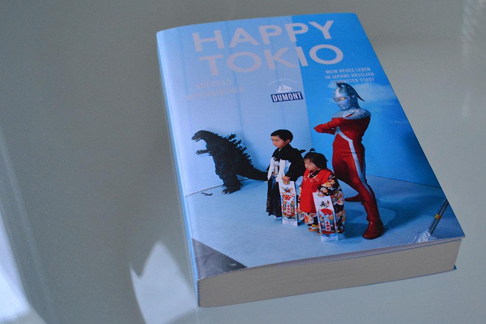 Books: Happy Tokio | Andreas Neuenkirchen - Happy Tokio