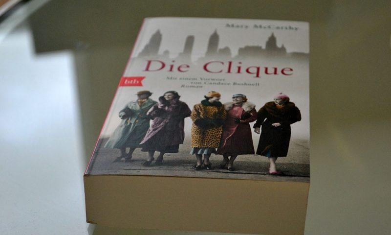 Books: Die Clique | Mary McCarthy - Die Clique 800x480