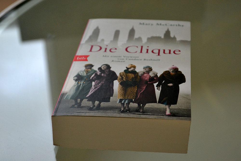 Books: Die Clique | Mary McCarthy - Die Clique