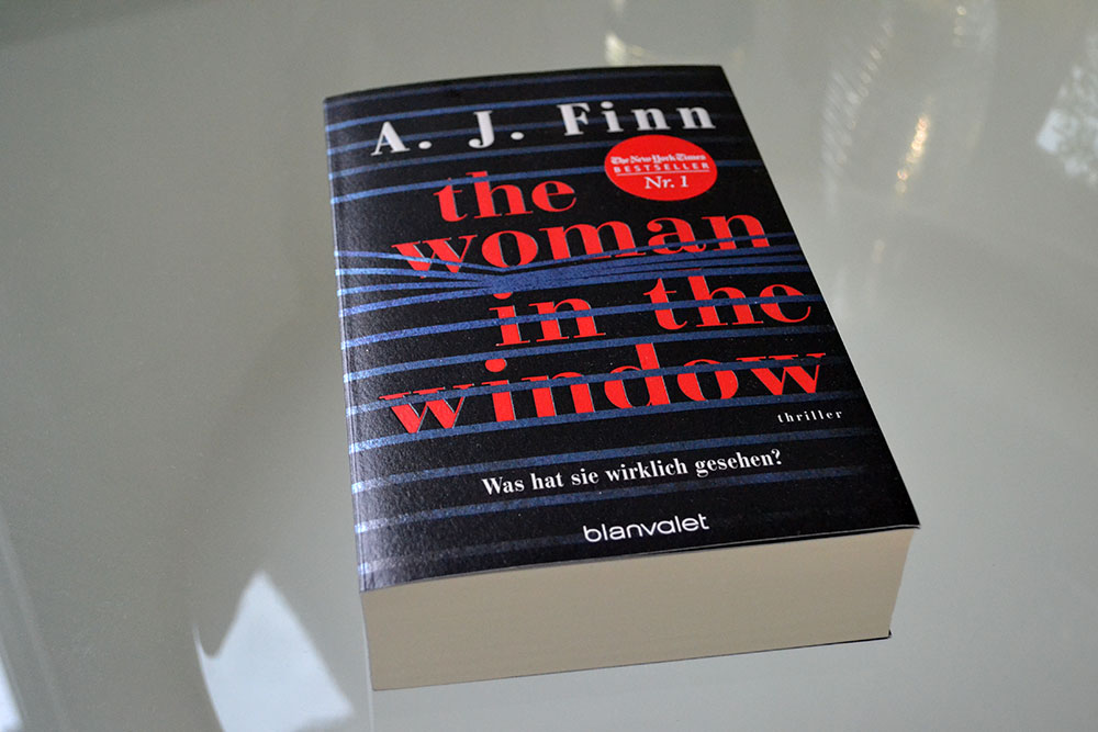 Books: The Woman in the Window | A. J. Finn - The Woman in the window