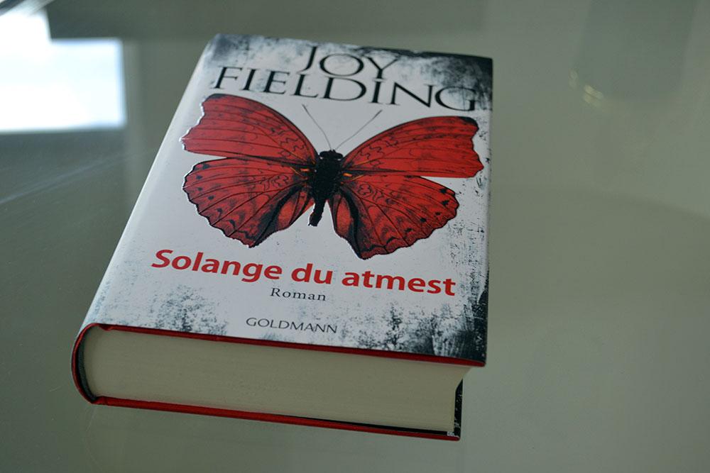 Books: Solange du atmest | Joy Fielding - Solange du atmest