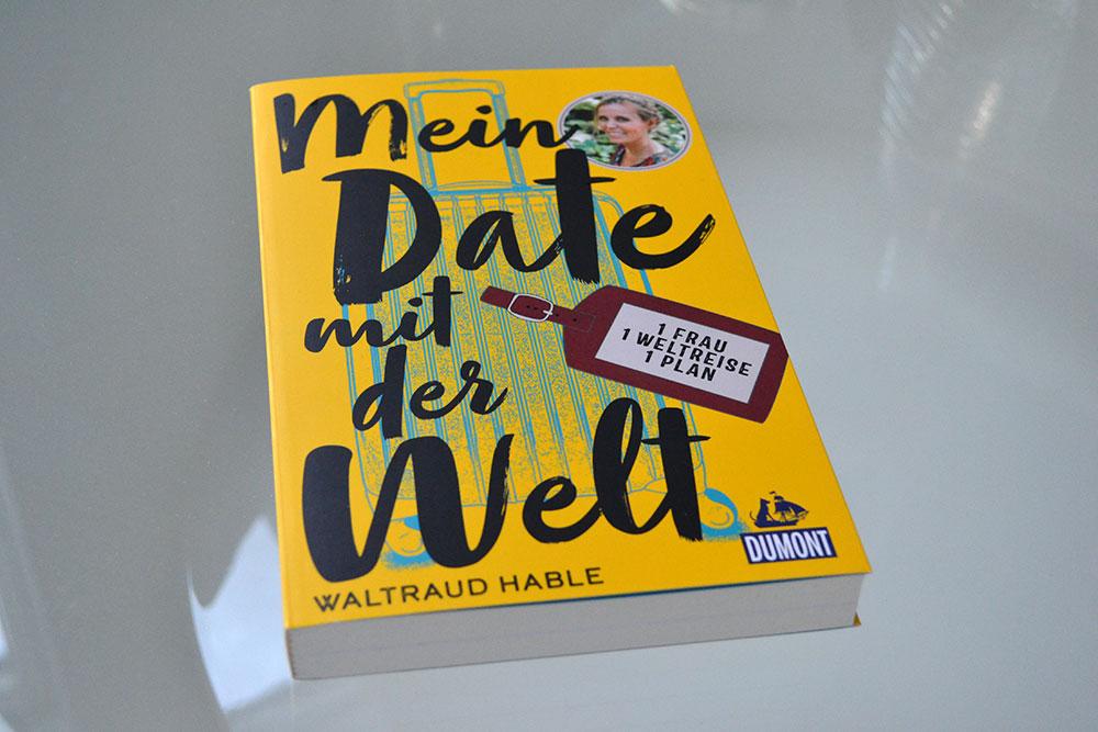 Books: Mein Date mit der Welt | Waltraud Hable - Mein Date mit dem Ende der Welt