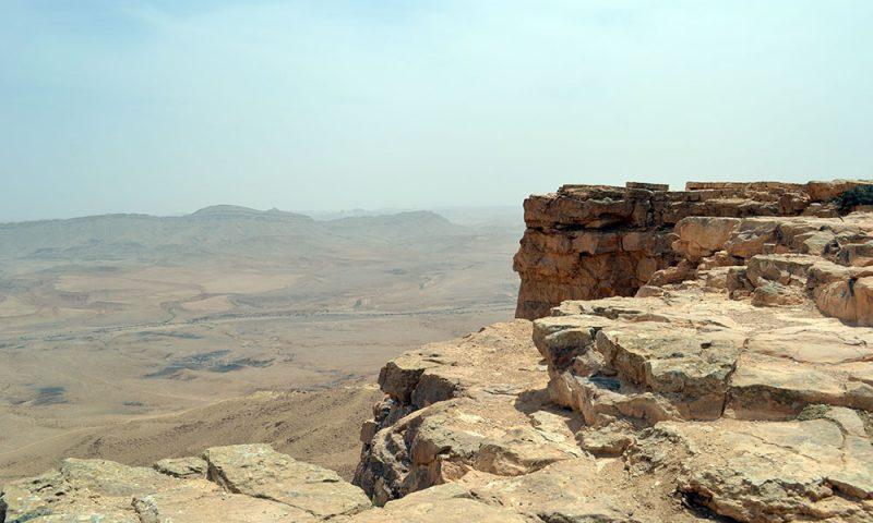 Travel Diary: Negev Desert & Mitzpe Ramon | Israel - MitzpeRamon 1 800x480