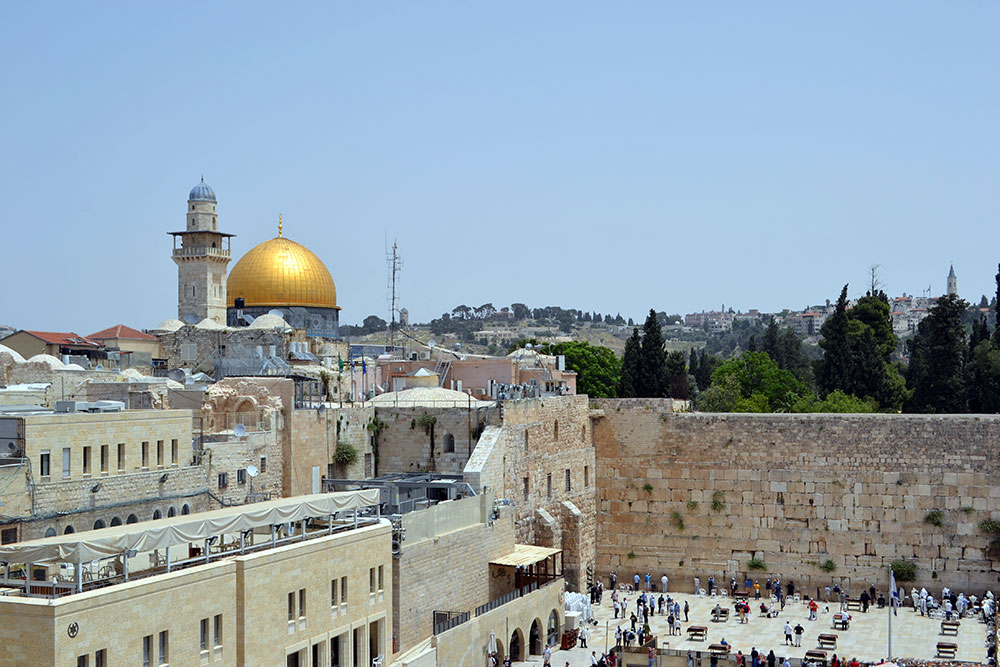 10 Things that Rocked my World in 2018 - Jerusalem 8