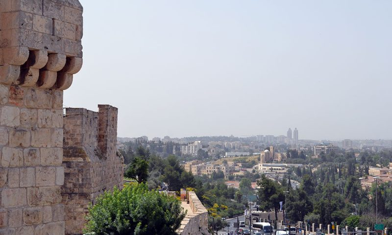 Travel Diary: Jerusalem - Day I | Israel - Jerusalem 12 800x480
