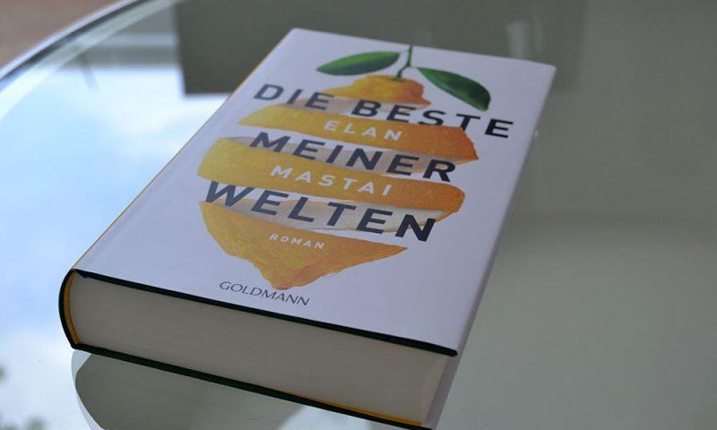 Books: Die Beste meiner Welten | Elan Mastai - Die Beste meiner welten 800x480