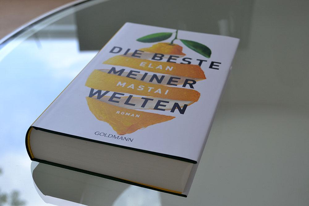 Books: Die Beste meiner Welten | Elan Mastai - Die Beste meiner welten