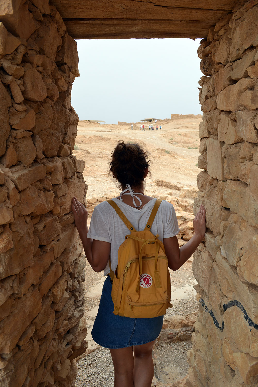 Travel Diary: Massada & Dead Sea   Israel - Massada