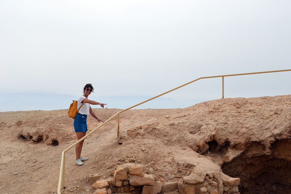 Travel Diary: Massada & Totes Meer | Israel - Massada 2