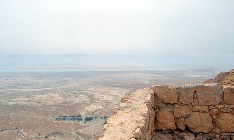 Travel Diary: Massada & Dead Sea | Israel - Massada 3 800x480