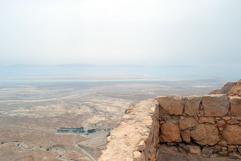 Travel Diary: Massada & Dead Sea | Israel - Massada 3
