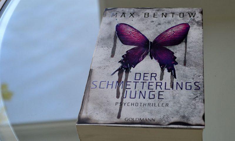 Books: Der Schmetterlingsjunge | Max Bentow - Der Schmetterlingsjunge 800x480