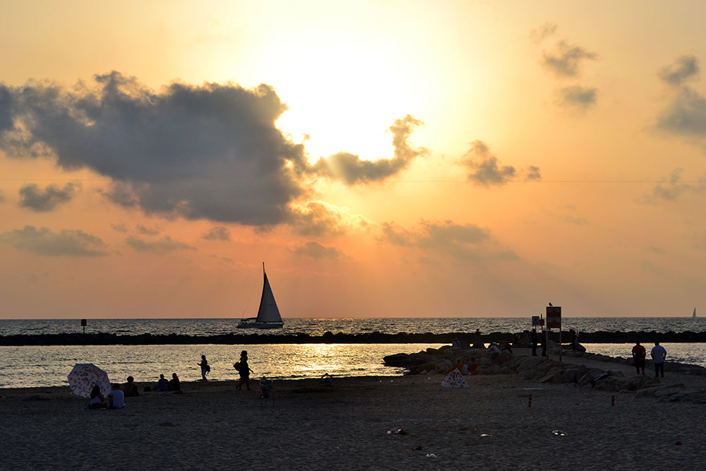 Travel Tip: 5 dingen om te doen in Tel Aviv