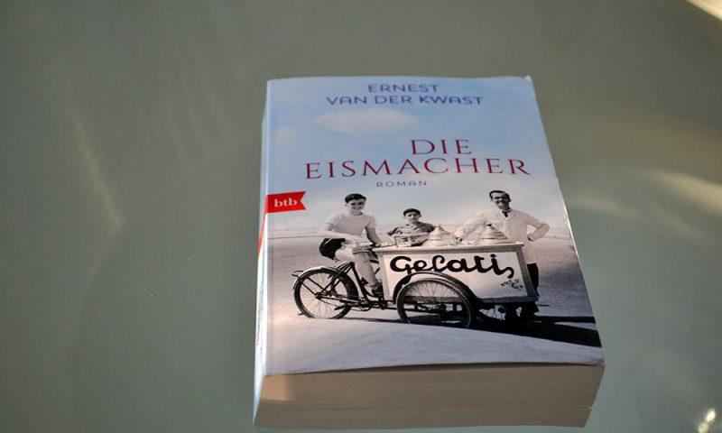 Books: Die Eismacher | Ernest van der Kwast - Die Eismacher 800x480