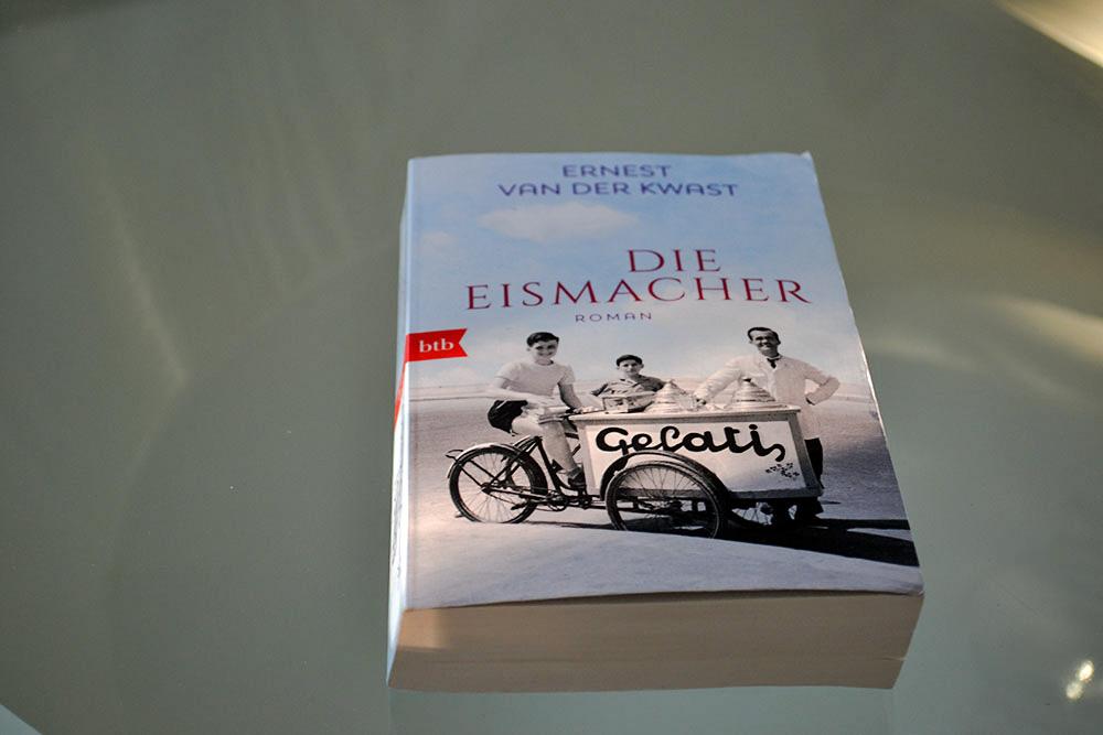 Books: Die Eismacher | Ernest van der Kwast - Die Eismacher