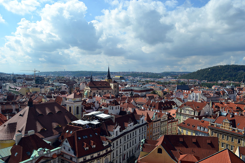 Travel Diary: Prague - Day I - Prag 1