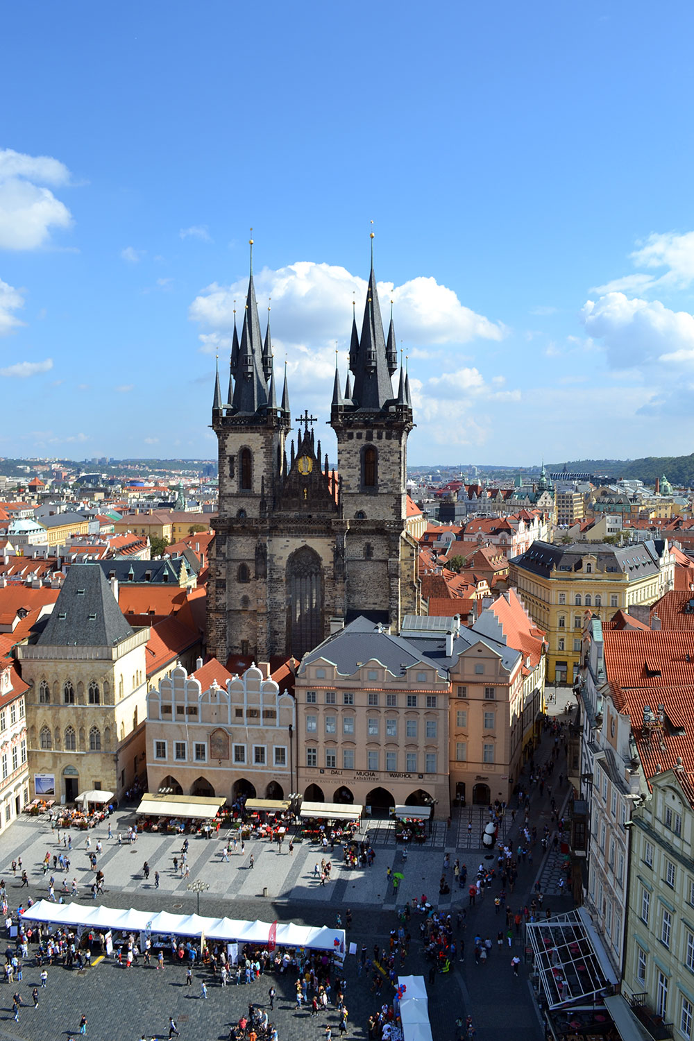 Travel Diary: Prague - Day I - Prag 21