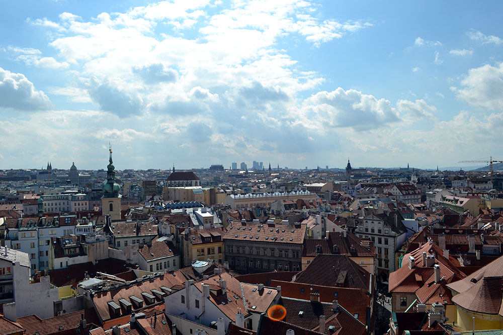 Travel Diary: Prague - Day I - Prag 3