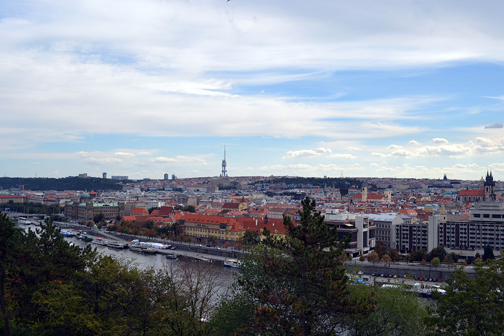 Travel Diary: Prague - Day II - Prag 8