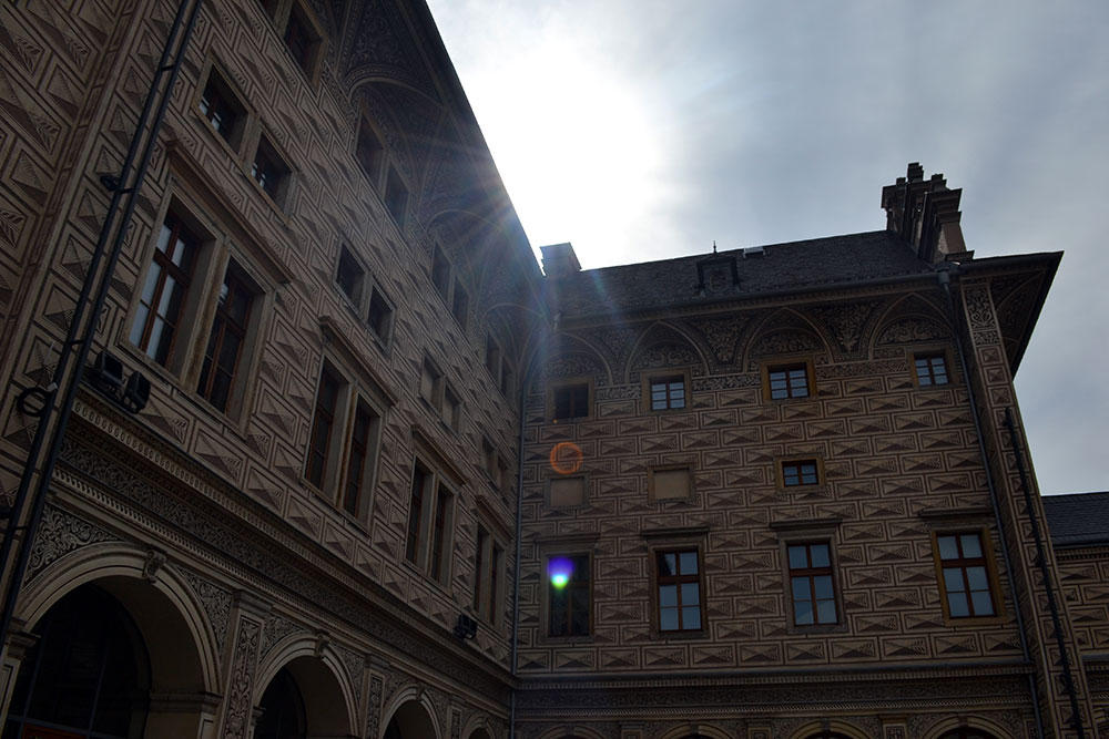 Travel Diary: Prague - Day II - Prag 9