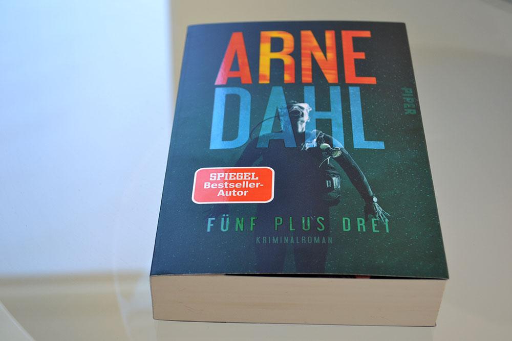 Books: Fünf Plus Drei | Arne Dahl