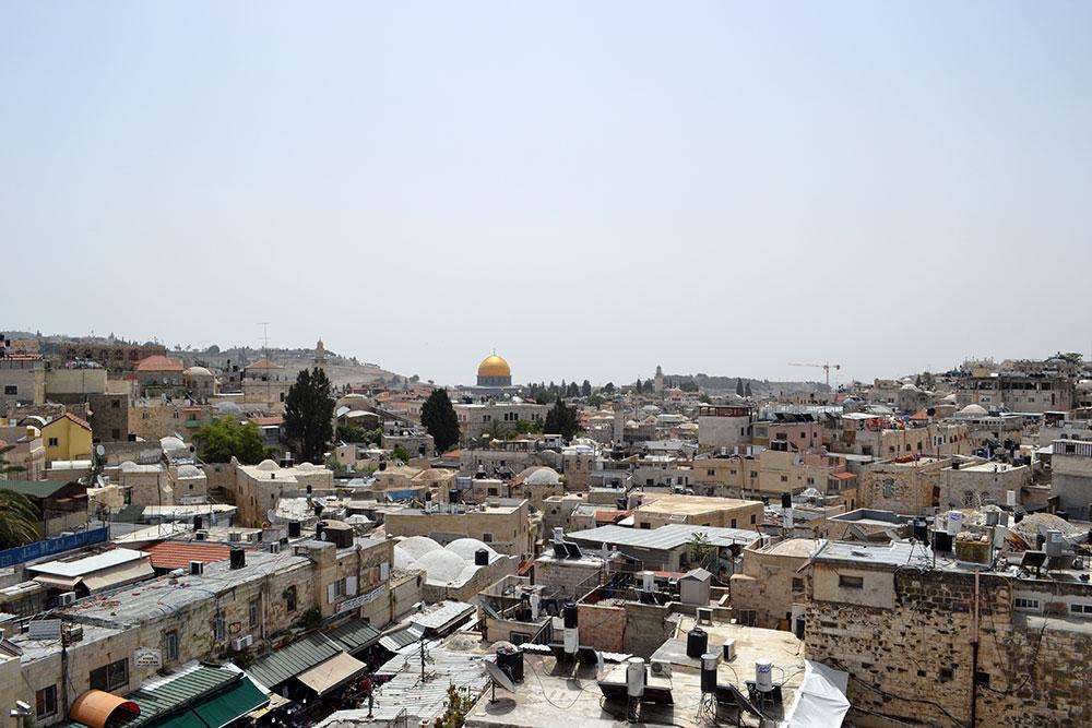 Travel Tip: Roadtrip Route Israel - Jerusalem 10