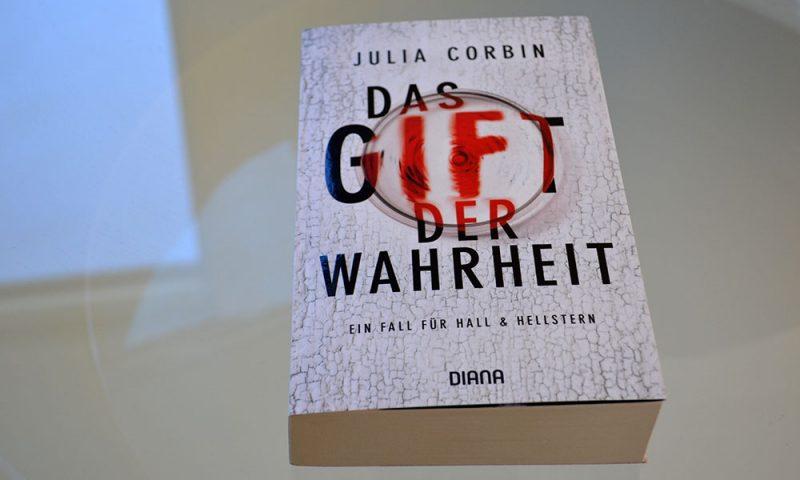 Books: Das Gift der Wahrheit | Julia Corbin - Das Gift der Wahrheit 800x480