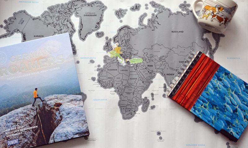 Inspiration: Geschenke für Weltenbummler - Inspiration Geschenk 800x480