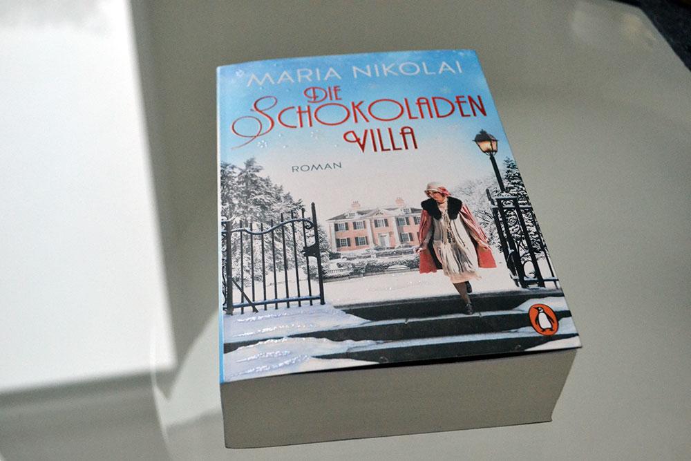 Books: Die Schokoladenvilla | Maria Nikolai - Die Schokoladenvilla